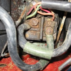 Ford 8n Wiring Diagram Boat Trailer Light Belarus 825 Starter - Tractor Talk Forum Yesterday's Tractors