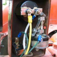Allis Chalmers Model B Wiring Diagram Spotlight Hilux Ca - Yesterday's Tractors