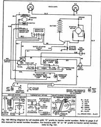 Ford 4000 generator wiring diagram