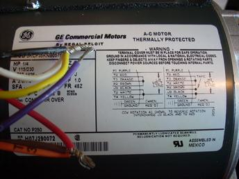 110 Single Phase Motor Wiring Diagrams Electric Motor Wiring Help Yesterday S Tractors