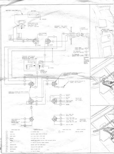 Pin Tractor Trailer Wiring Diagrams Ajilbabcom Portal on