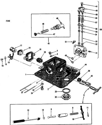 Ford 5000 Tractor Transmission Parts Diagram. Ford. Auto
