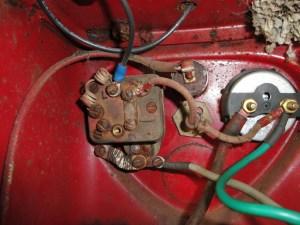 Farmall C wiring pic's  Farmall & International Harvester