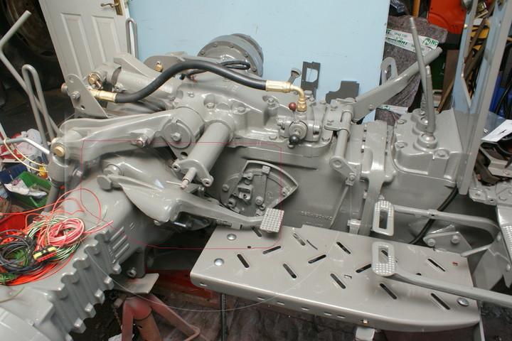 110 John Deere Tractor Wiring Diagram Mf 255 Questions Massey Harris Amp Massey Ferguson Forum