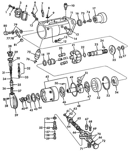 Universal Diesel Fuel Filter 298854