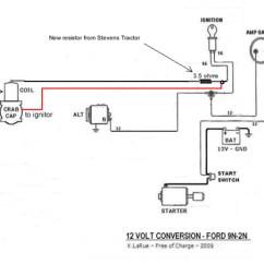 Ford 2n Wiring Diagram Mini Jack To Xlr 9n/2n – Mytractorforum The Friendliest Readingrat.net