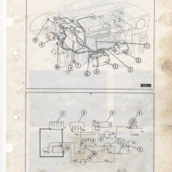 Massey Ferguson 35 Wiring Diagram Gm 7 Pin Trailer Really Need Some Help With Mf 165 - Harris & Forum Yesterday's ...