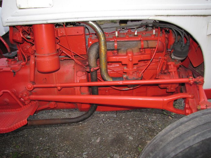 Numbers 46 Cylinder Ford