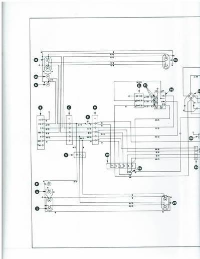 ford diesel tractor wiring diagram phone jack wiring broken