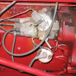 Farmall H Wiring Diagram 12 Volt 2010 Toyota Tundra Speaker C H4 Mag - Yesterday's Tractors