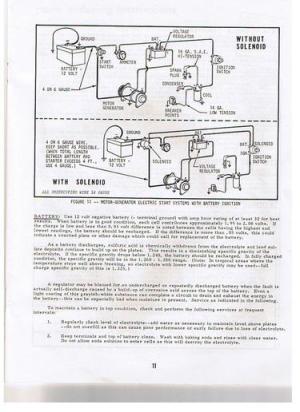 Case 220 charging system  Garden Tractors Forum