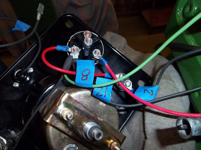tractor starter switch wiring diagram emg 81 60 730 lp help (pics) - yesterday's tractors