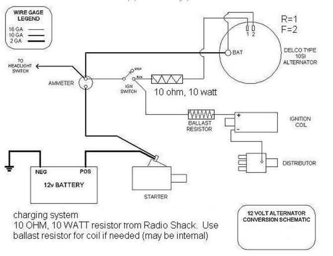 allis chalmers 6 volt wiring diagram how to teach wiring diagram u2022 rh csq carnival pinnion com 6 volt to 12 volt converter circuit diagram