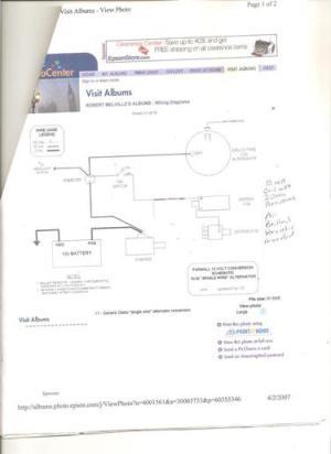 wiring diagram WD 45  Allis Chalmers Forum  Yesterday's