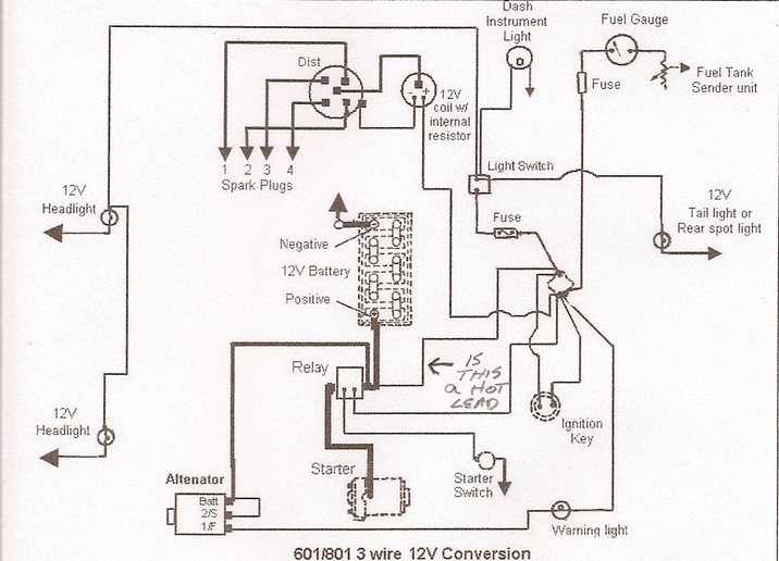 [DIAGRAM] Ford 861 Wiring Diagram FULL Version HD Quality