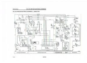 John Deere 317 Wiring Diagram  Wiring Library • Woofitco