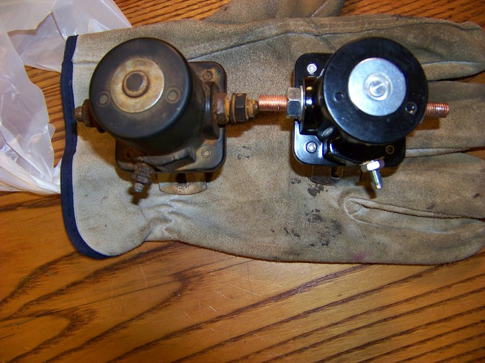 5000 Tractor Serial Number Also Ford Tractor Starter Solenoid Wiring