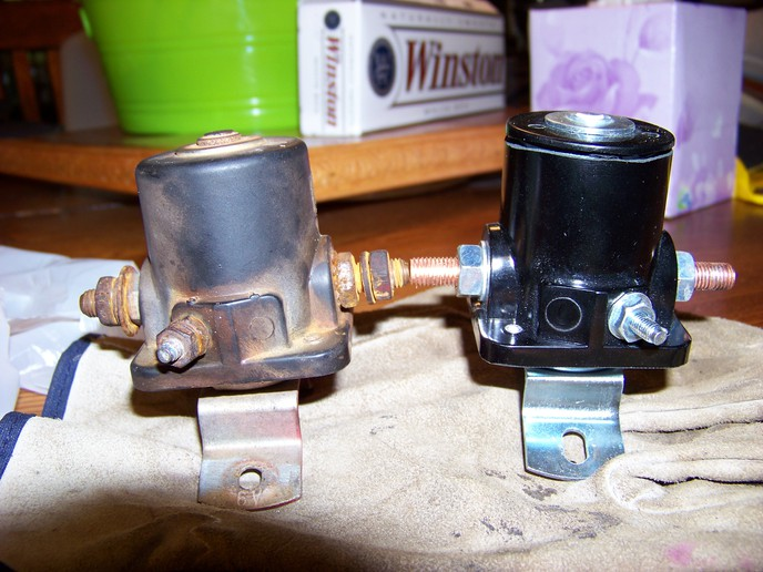 Ford Starter Solenoid Problems