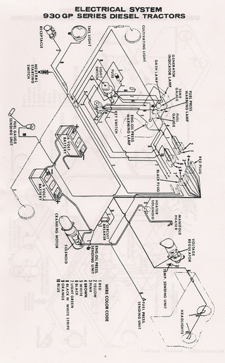 case tractor wiring diagram 1997 honda accord fuse box 830 for 630 data