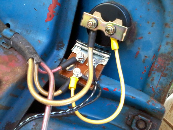Wire Harness For Tractor