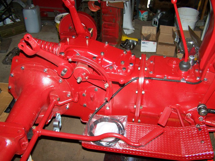 Ford 8n Wiring