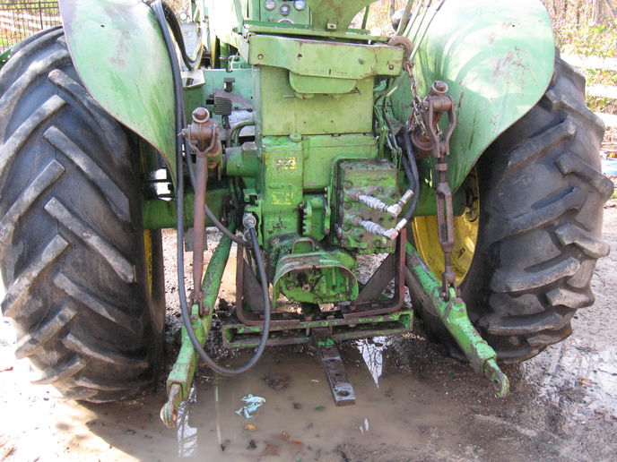 John Deere 6320 Wiring Diagram Jd 720 Standard 3 Point Arms Yesterday S Tractors
