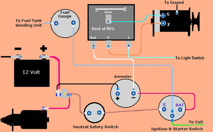 Voltage Regulator Diagram Shoptalkforumscom