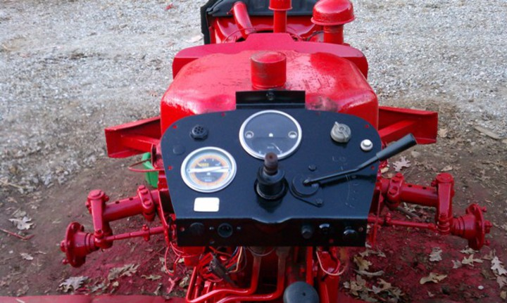 Fuse Box Diagram As Well International Farmall Tractor Wiring Diagram