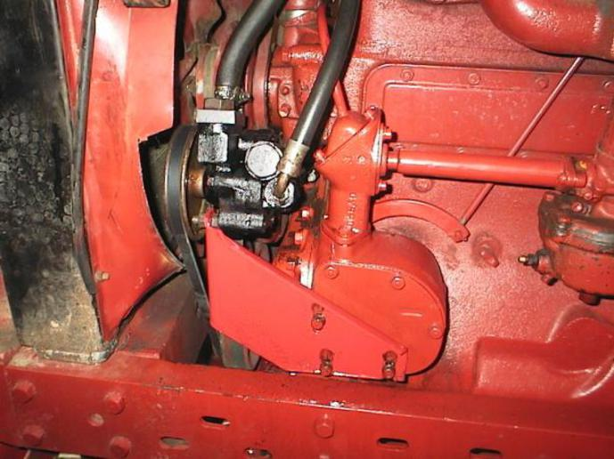 International 300 Utility Tractor Wiring Diagram Charlynn Power Steering On H Yesterday S Tractors