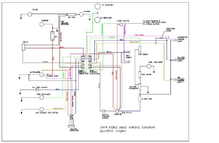 ford 4000 ignition switch wiring diagram ford wiring diagrams online
