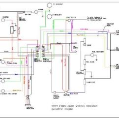 Pertronix Ignition Wiring Diagram 1996 Nissan Hardbody Ford 2600 Diesel - Yesterday's Tractors