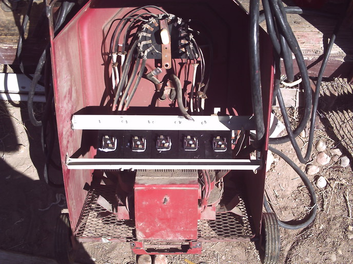 lincoln arc welder wiring diagram echo chainsaw cs 346 parts converting an ac to dc - yesterday's tractors