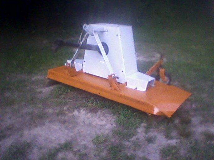 Caroni Finish Mower Wheels