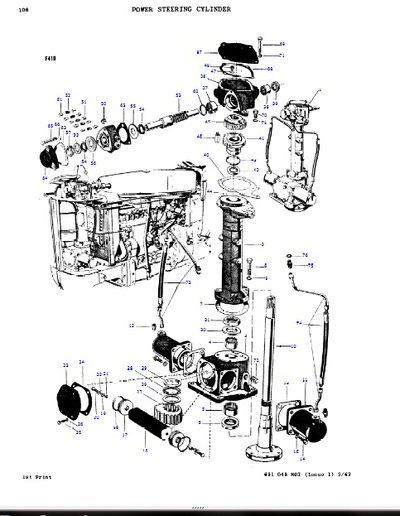 Diagrams Wiring : Massey Ferguson 85 Tractor Parts Diagram