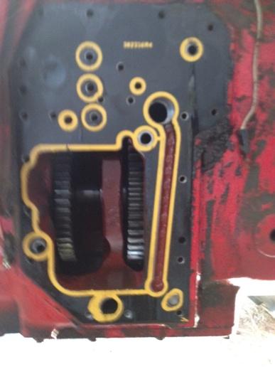 Power Pump Steering Leak