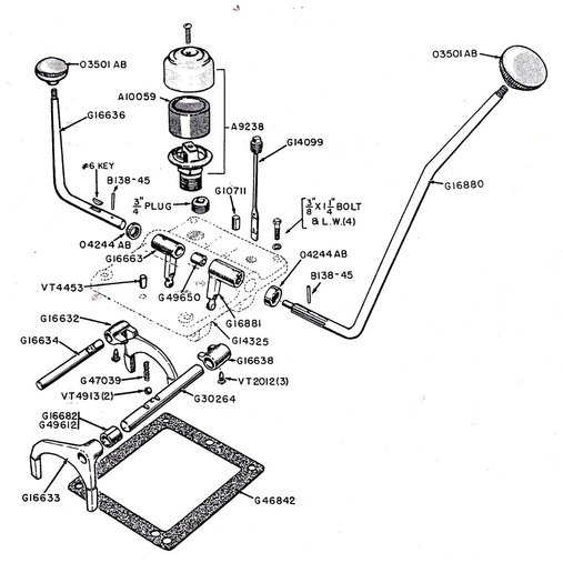 Case Ih 485 Tractor Wiring Diagram