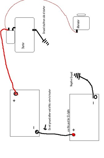Generator Wiring Diagram Moreover 24 Volt Alternator