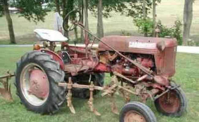Used Farm Tractors For Sale 1947 Cub W Implements 2005