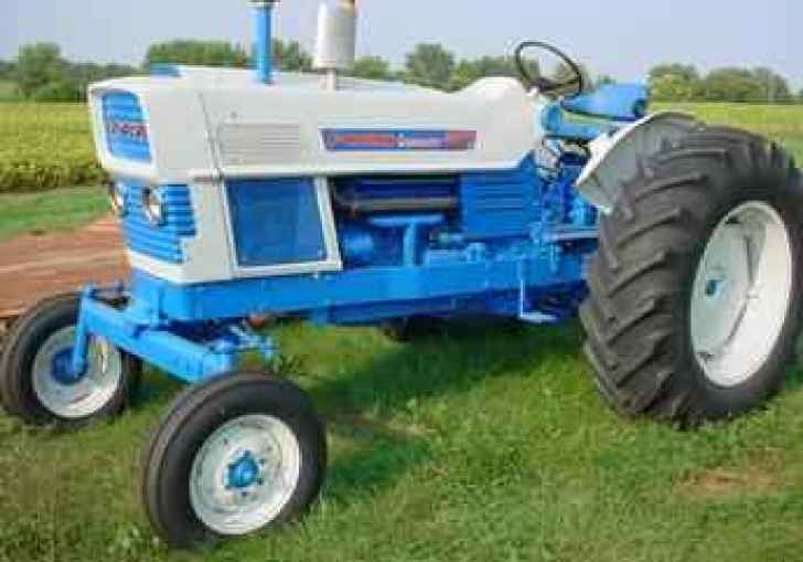 Home Ford 6000 Commander Tractor For Sale