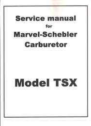Used Farm Tractors for Sale: Marvel-Schebler Carb. Manual