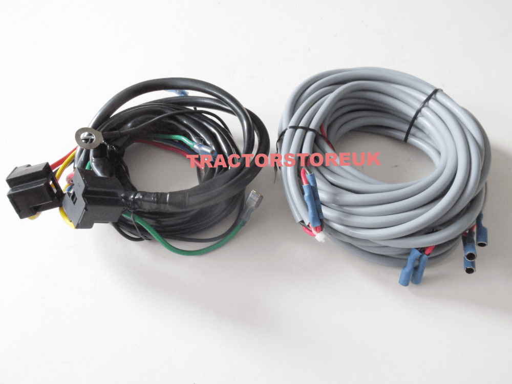 medium resolution of massey ferguson 135 tractor wiring