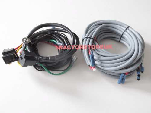 small resolution of massey ferguson 135 tractor wiring