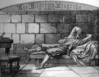 John Bunyon in Jail