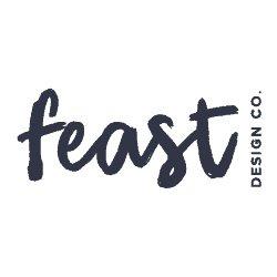 Feast Design Co logo