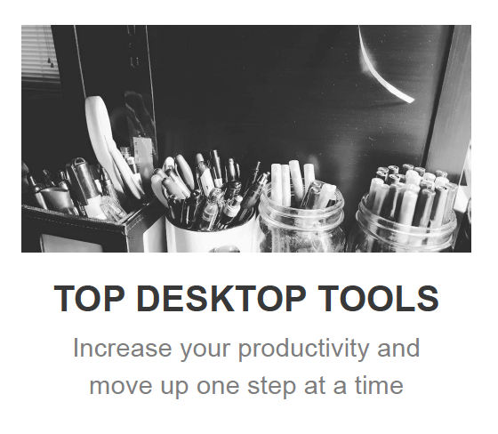 Top Desktop Tools thumbnail