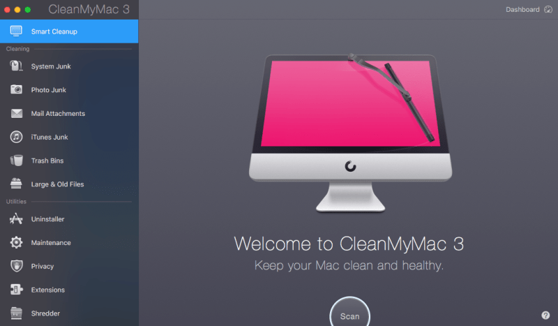 Getting Started with CleanMyMac 3 Tutorial