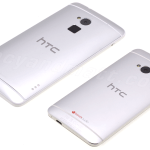 HTC One Max vs One (back views)