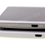 HTC One Max vs One (bottom views)