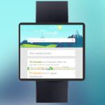 google watch concept-render