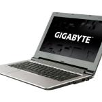 Gigabyte announces the Q21 laptop